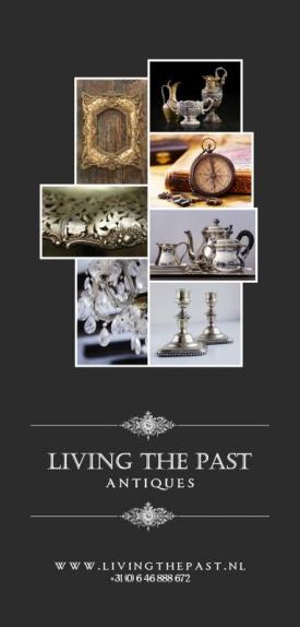Living the Past, Vlaardingen - flyer