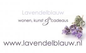 Lavendelblauw, Vlaardingen - spandoek