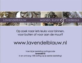 Lavendelblauw, Vlaardingen