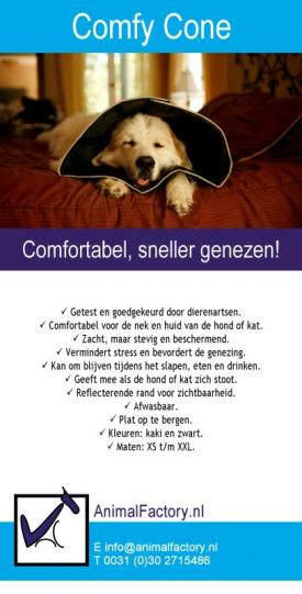 AnimalFactory, Groenekan - flyer