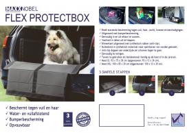 AnimalFactory, Groenekan - voor- en achterzijde flyer