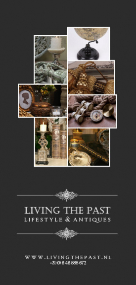 Living the Past, Vlaardingen - flyer 2017