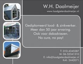 W.H. Daalmeijer, Vlaardingen